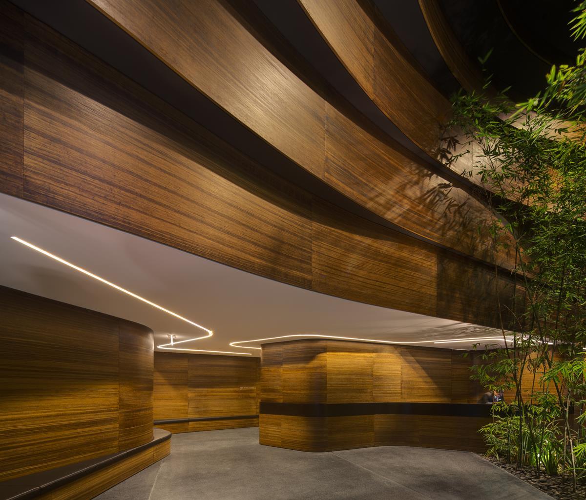 One Central Park east lobby by Murray Fredericks 2