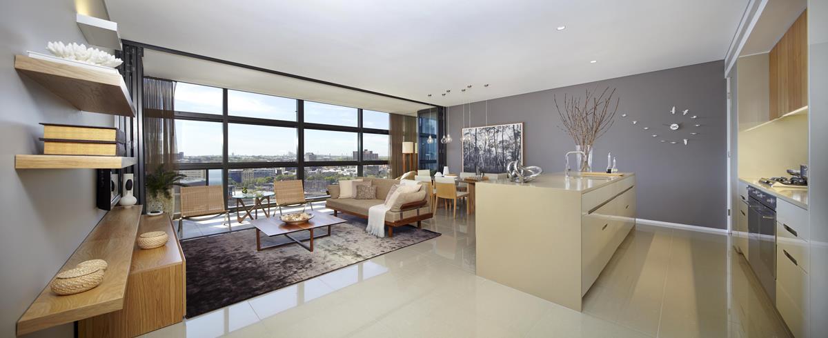 Park Lane 1803 display apartment by Tom Evangelidis 3