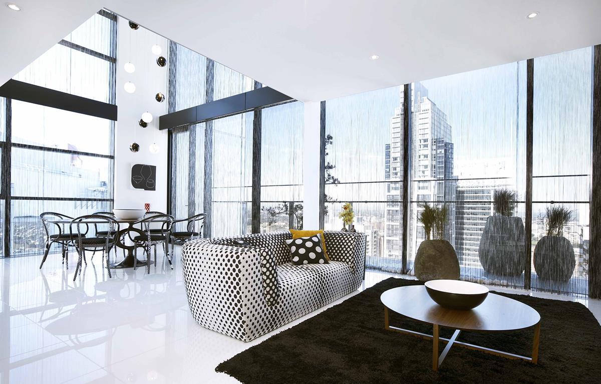 Lumiere – Missoni penthouse 3