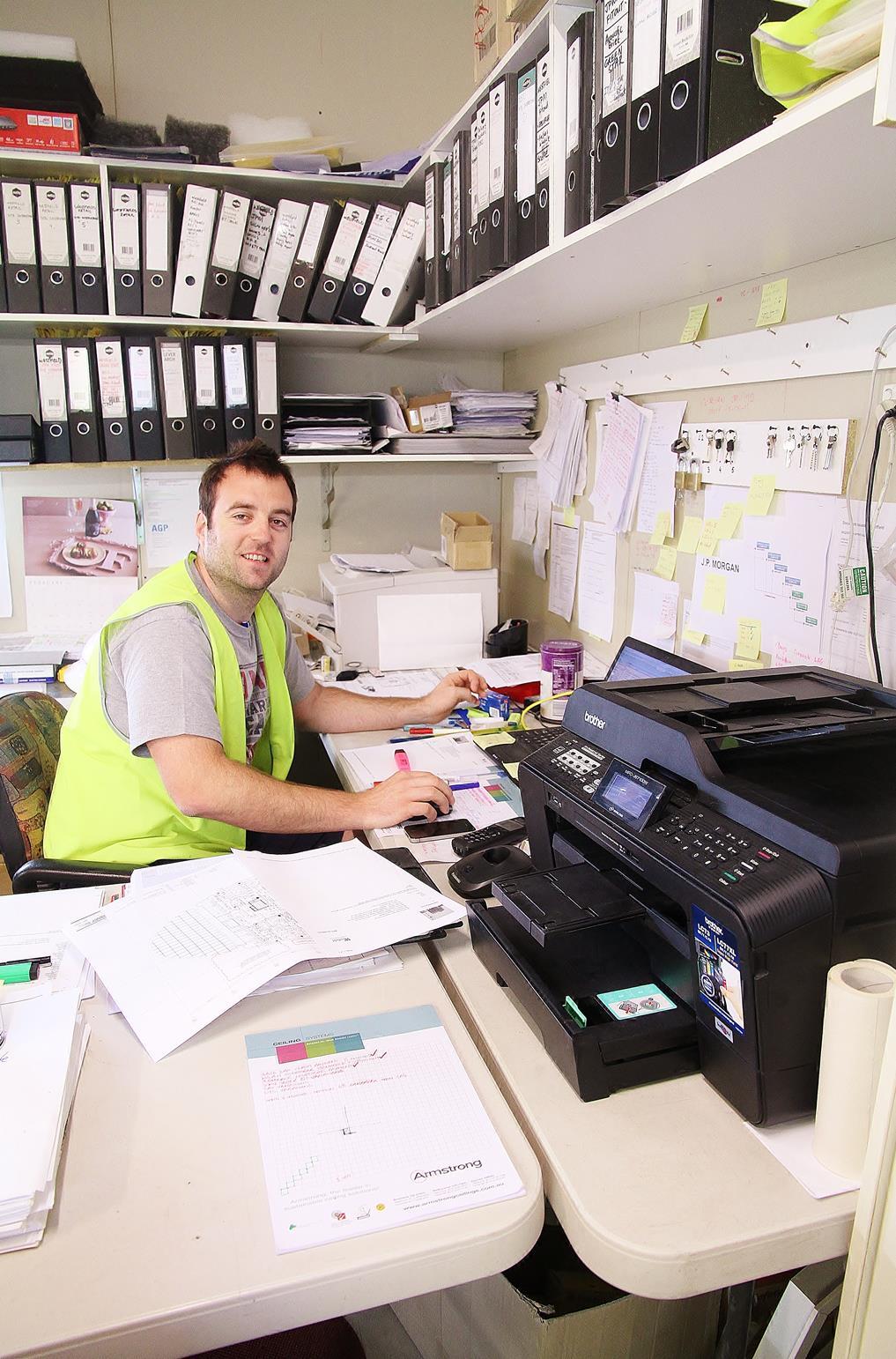 Anthony Banicevic Westfield Sydney City