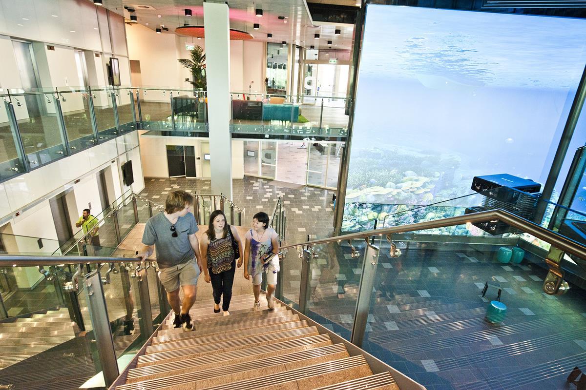 Queensland University of Technology Scitech 2