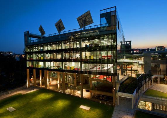 QUT Scitech Building