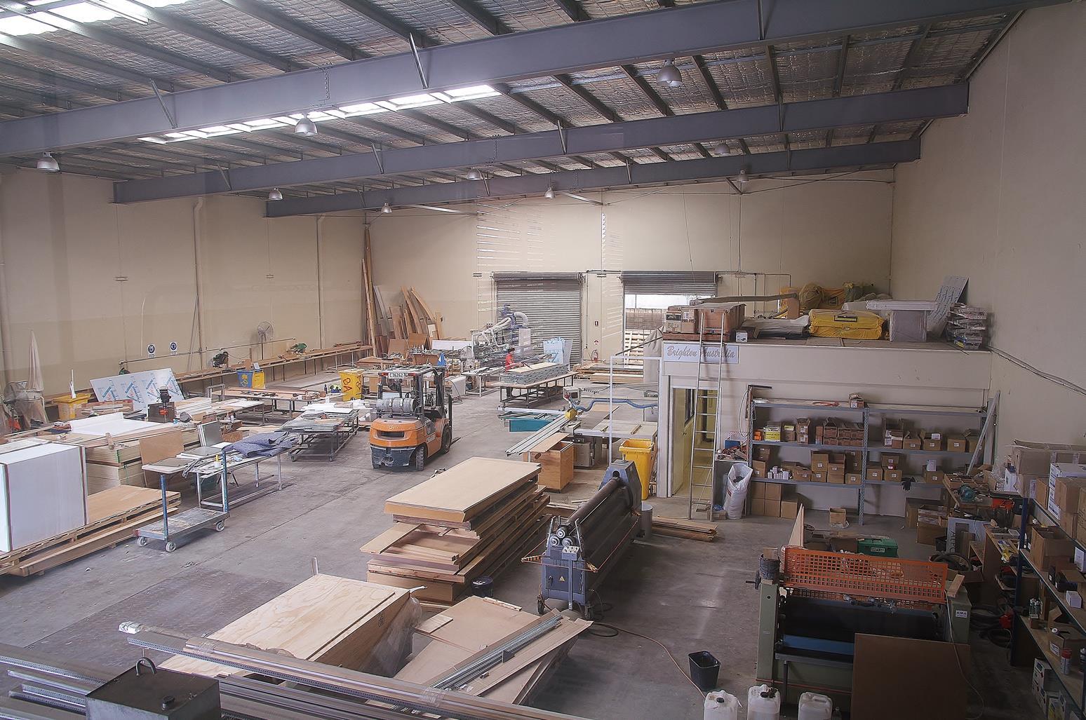 Queensland factory 2